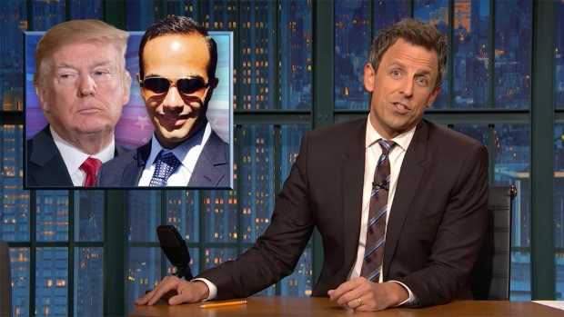[NATL] 'Late Night': A Closer Look at George Papadopoulos