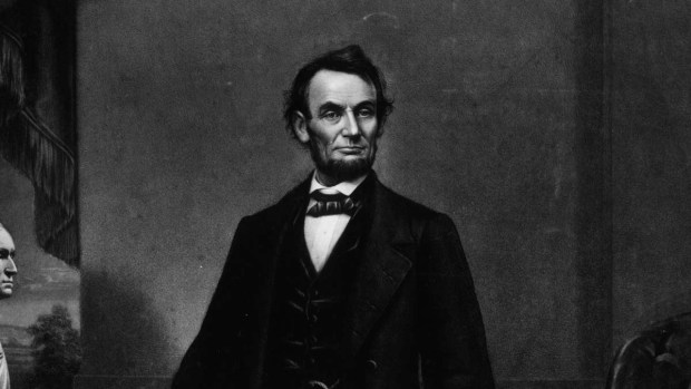 [NATL] Inspiring Images: Lincoln's Gettysburg Address
