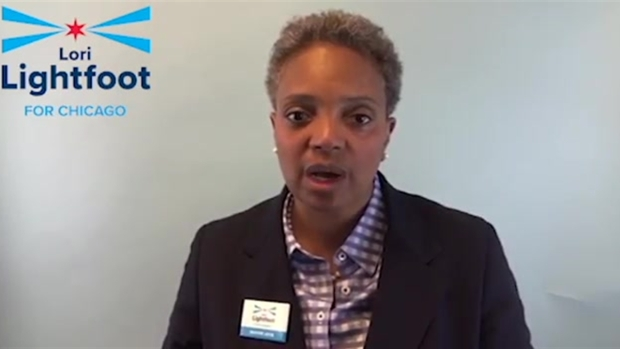 Lightfoot on Why She's Uniquely Qualified to Be Mayor