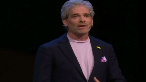 'Marry My Husband' Man Gives Ted Talk