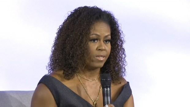 [CHI] Obamas Speak at Foundation Summit in Chicago