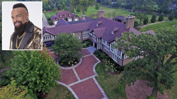 [NATL-CHI]Mr. T's Former Suburban Mansion Listed for $7.5M