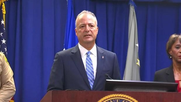 [LA] Investigators Detail Indictment Against MS-13 Gang in LA