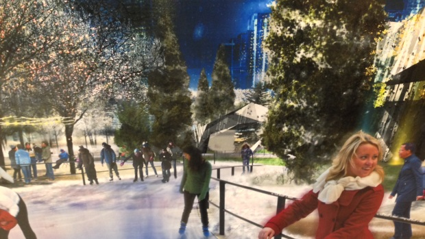 Renderings: Maggie Daley Park