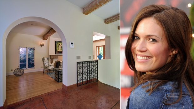 Mandy Moore Sells Home She Bought at 18 for $2.95M