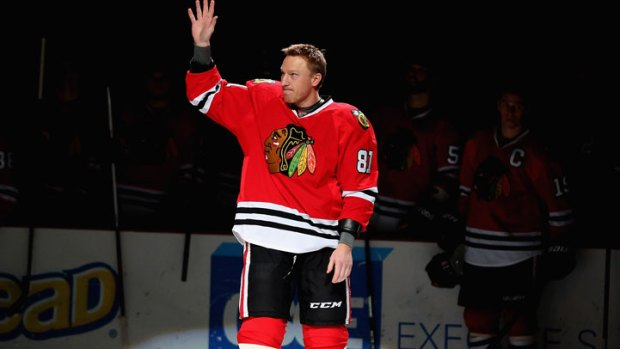 Why the Hawks Shouldn't Let Hossa Skate in the Olympics