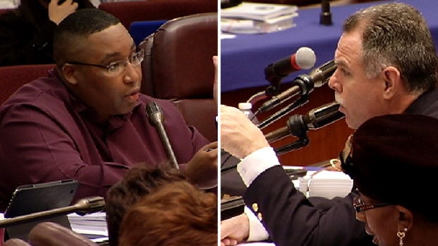 [CHI] Alderman, McCarthy Square Off at Committee Meeting