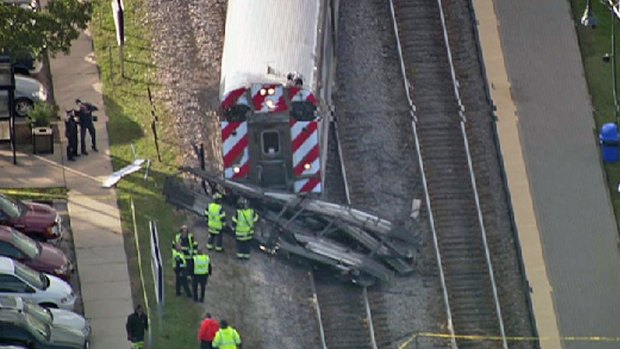 [CHI] Witnesses Describe Metra/Semi Crash