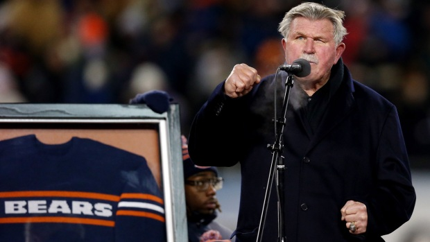 [CHI] Ditka's #89 Jersey Officially Retired