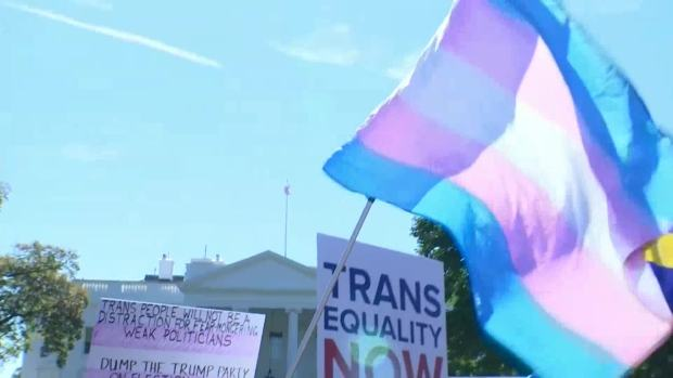 [NATL] Reported Trump Administration Plan Targeting Transgender People Sparks Fury