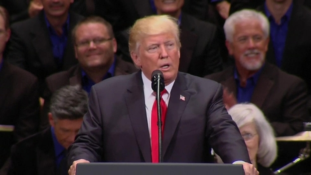 [NATL] Trump Celebrates Freedom at Packed DC Rally