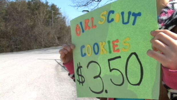 [NEWSC] Cookie Sales: Down at the Dump