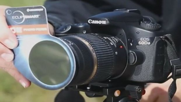How To Safely Photograph the Solar Eclipse