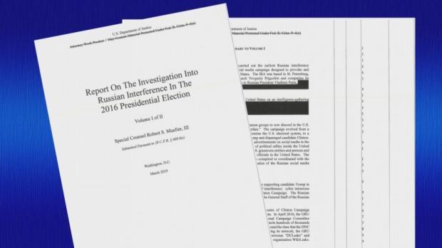 [NATL] DOJ Releases Mueller Report