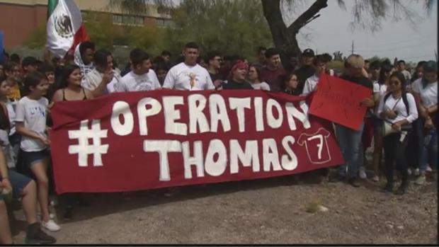 [NATL] Arizona H.S. Students Demand ICE Release Undocumented Classmate