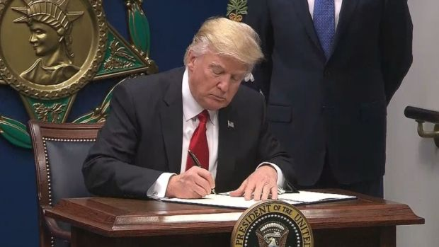 [NATL] Trump Travel Ban Takes Effect Thursday