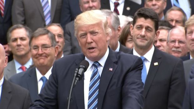 [NATL] GOP Health Care Bill Passes House Vote; Moves to Senate
