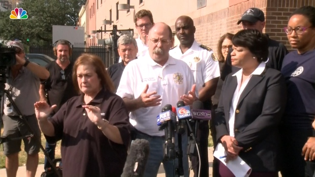 [NATL] NOLA Fire Chief on Hard Rock Collapse: 'It Is Still a Very, Very Dangerous Building'