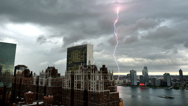 [NATL] Stunning East Coast Lightning Photos