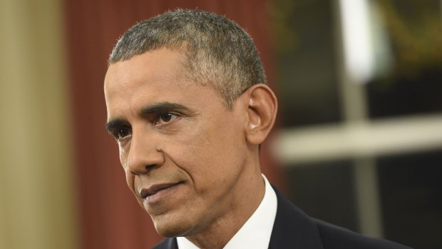 [NATL] San Bernardino Attack Was 'Act of Terrorism': Obama