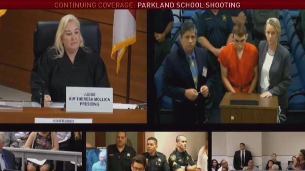 [MI] Parkland School Shooter Appears in Court