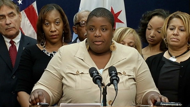 [CHI] Mothers of Violence Victims Ask For Tougher Gun Laws