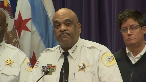 [CHI] Supt. Johnson Details Murder Charges in Officer's Fatal Shooting