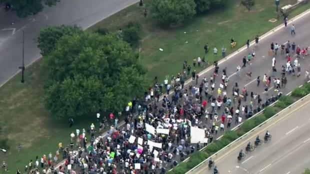 Protesters Plan to March Kennedy Expressway Labor Day