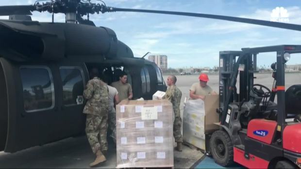 Trump Criticized Over Late Puerto Rico Disaster Response