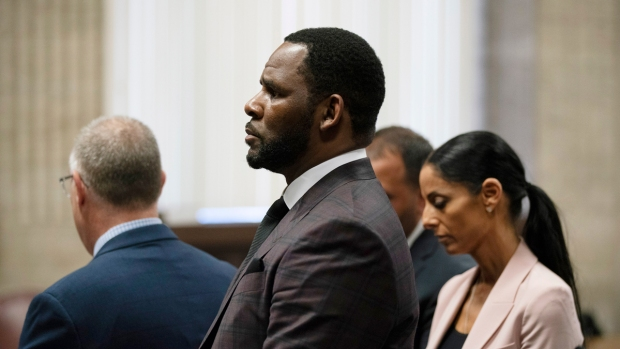 Trial Date Set in R. Kelly's Federal Case in Chicago