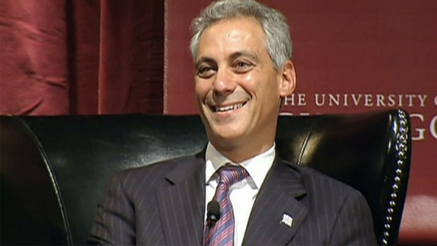 Rahm Headed to Washington for Schools Talk