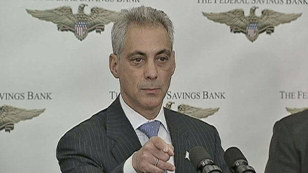 Emanuel Defends Obama on Economy