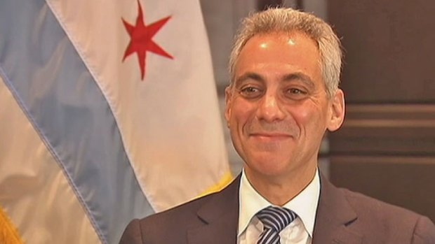 Opinion: Rahm's Big Book Tour