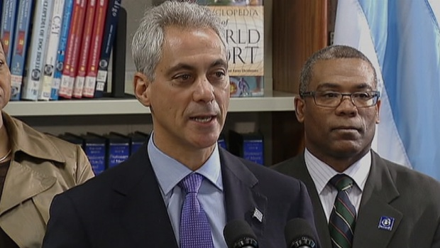 [CHI] Rahm Announces Payton College Prep Expansion