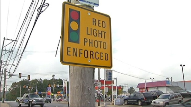 Red Light Cam Vendor Gets Temporary Extension