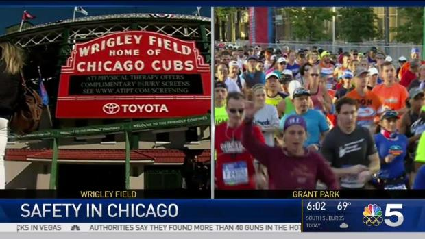 [CHI] Chicago Says It's Prepared to Host Cubs, Marathon