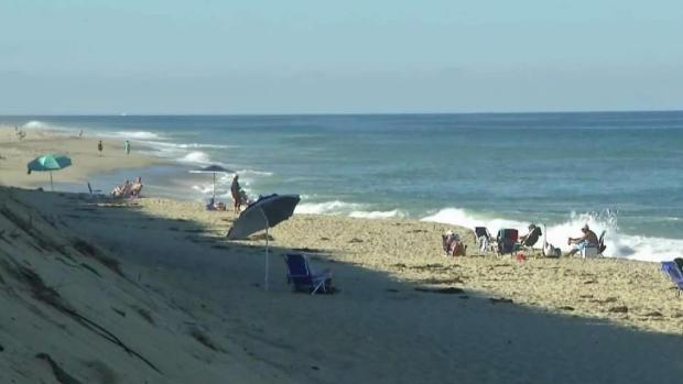 [NATL-NECN] Revere Man Killed in Cape Cod Shark Attack
