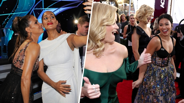 Women on focus at 24th annual SAG Awards