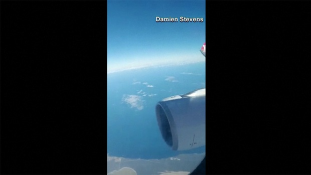 [NATL] Air Asia Plane Shakes Violently After Technical Failure