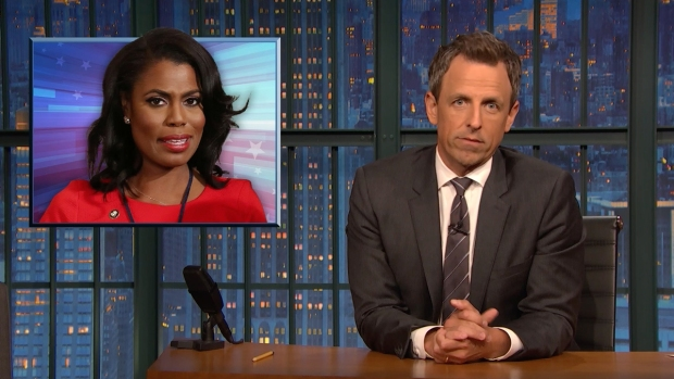 [NATL] 'Late Night': A Closer Look at Omarosa Claim About Hacked Emails