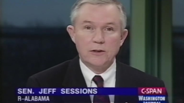 [NATL] Jeff Sessions in 1999: 'No One Is Above the Law'