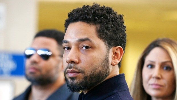 Slew of Jussie Smollett Documents Released
