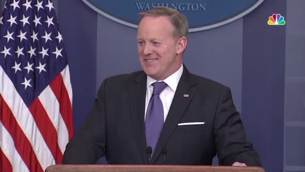 [NATL] Spicer Doubles Down on Obama Wiretap Claim