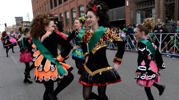 St. Patrick's Day Through the Years