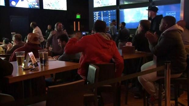 [PHI] Pennsylvania Fans Take Advantage of Legal Sports Betting During Super Bowl