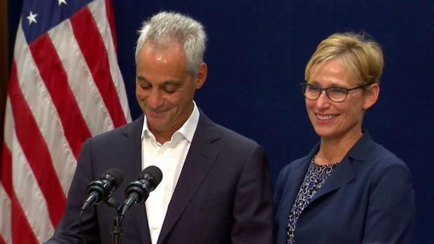 Surprising Announcement From Mayor Emanuel