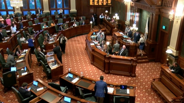 Illinois House Adopts Abortion Protections