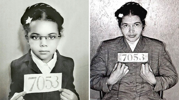 Dresses As Female Icons For Black History Month