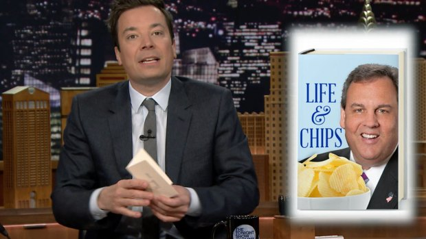 [NATL] 'Tonight Show' Thank You Notes: Spring Break, Life and CHiPs