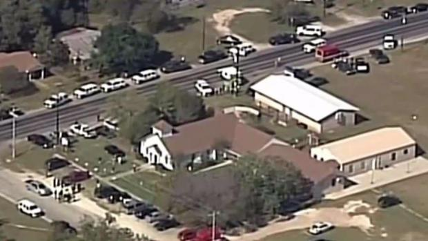 [NATL-DFW] 26 People Dead After Church Shooting in South Texas